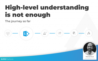 Learning: High-level understanding is not enough